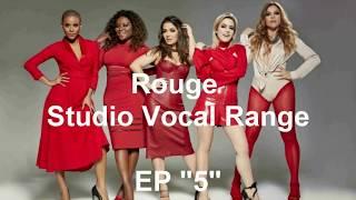 Baixar Grupo Rouge - Vocal Range - Studio EP