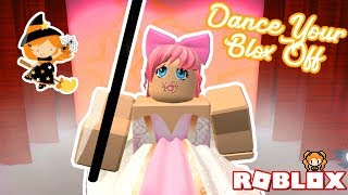 ROBLOX DANCE YOUR BLOX OFF HALLOWEEN #3 🎃 WITCH'S WEB Skirt & Pretty PINK PRINCESS Costumes