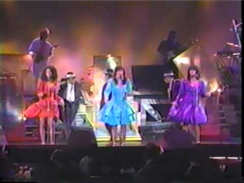 The Pointer Sisters - Sexual Power - Live! 1988