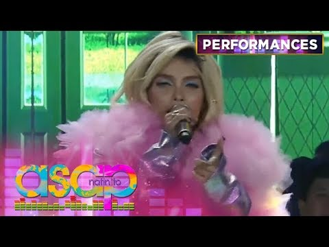 KZ Tandingan becomes emotional while receiving her Gold & Platinum awards | ASAP Natin 'To Mp3