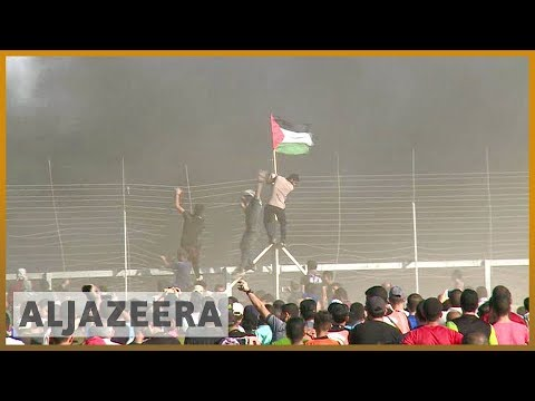🇵🇸 Gaza marks more than 100 days since mass protests began | Al Jazeera English