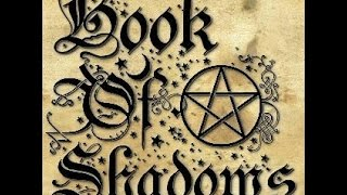 FREE Book Of Shadows Word doc Template for creating your electronic BOS