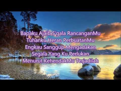 Lirik Lagu Rohani Kristen - Ajarku Berharap