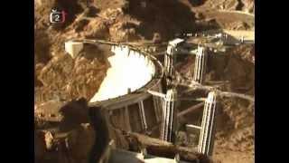 Hoover Dam - Sedm divú technické civilizace 07 CZ