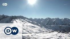 Urlaub im Schnee: Das Pitztal in Österreich | Euromaxx