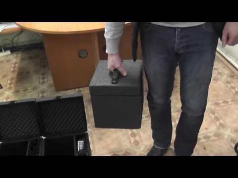 Skrzynia transportowa do zestawu przenośnego LDM Cube