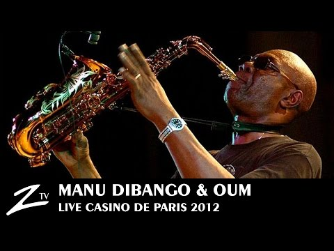 Manu Dibango - Oum Song - LIVE