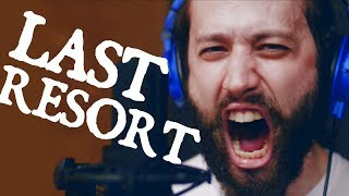 LAST RESORT - PAPA ROACH (Cover by Jonathan Young)