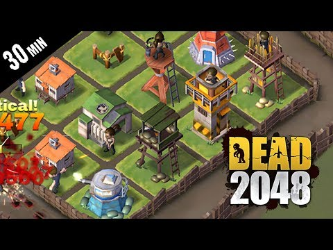[Dead 2048] Watch how to reach 2048 Tower [BitSummit 2019]