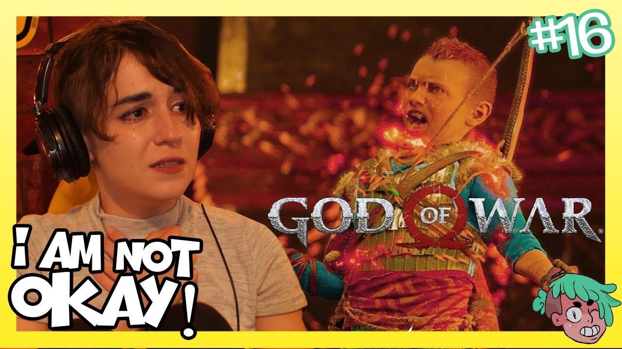Let's React! GOD OF WAR (Part 16) Kratos' Past