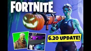 Fortnite Patch mise à jour 6.02
