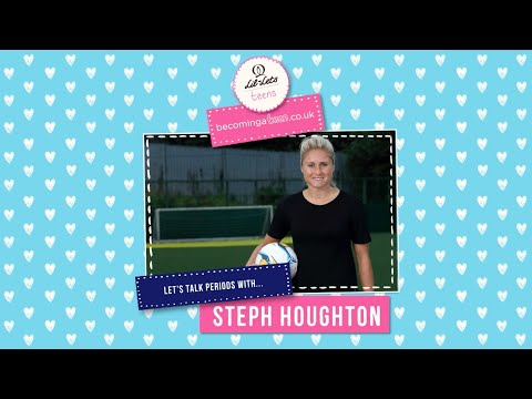 Let's Talk… Periods with Steph Houghton