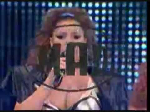 Elena Paparizou - Dancing without music ( Mad Video MusicAwards 2010)