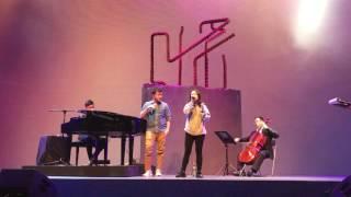 JW 王灝兒 - 矛盾一生 《華麗和音版》2016年度叱咤樂壇流行榜頒獎典禮綵排