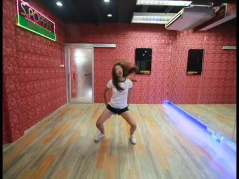 สอนเต้น Sexy dance เพลงสากล ท่าสำหรับสาวๆ  by S-popping Dance Ep.11