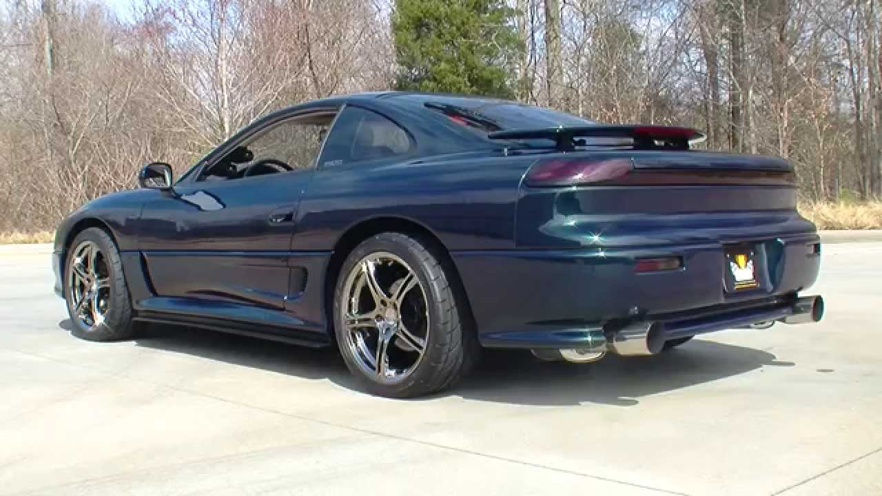 135113 1992 dodge stealth r t twin turbo youtube. Black Bedroom Furniture Sets. Home Design Ideas