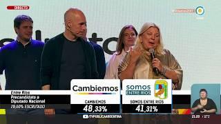 """Lilita Carrió desde el búnker de """"Cambiemos""""   #TPANoticias"""