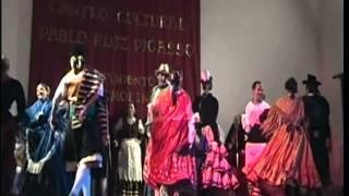 Folclore Andaluz 85 Jotilla de Santa Barbara de Casas (Huelva)