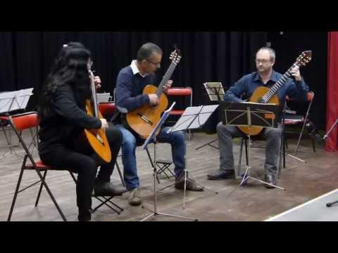 Ralph PaulsenBahnsen  Preludio y Fuga Antiguo  Preludio