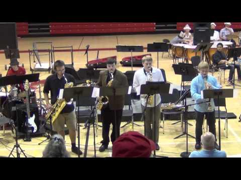 OHS Sax Quartet - Daft Punk Medley, by Pentatonix