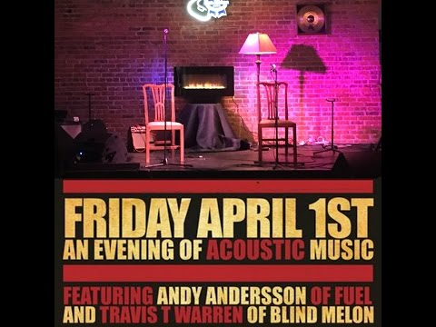 Travis T Warren & Andy Anderson - Live at the Birdhouse