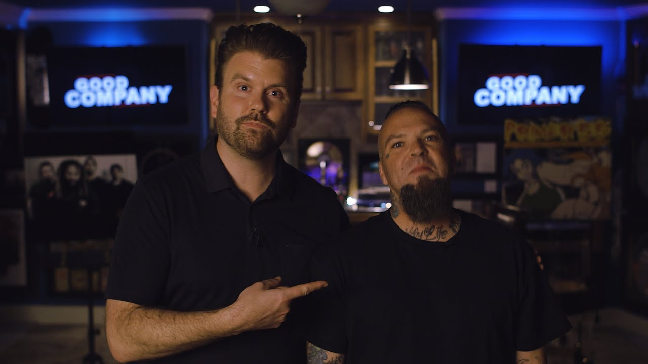 Bobby Burns (Primer 55, Soulfly) - Good Company with Bowling