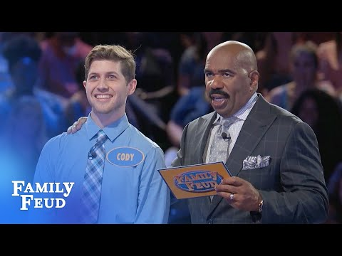 Can the Stapleton's win Fast Money? | Family Feud