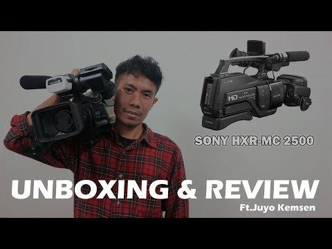 CAMERA YANG COCOK UNTUK PROFESIONAL (Sony HXR MC2500)