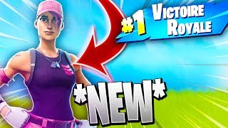 "🥇 TOP 1 AVEC LE NOUVEAU SKIN ""CHEF DE L'EQUIPE ROSE"" 
