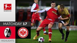#scfsge | highlights from matchday 17!► sub now: https://redirect.bundesliga.com/_bwcs watch the bundesliga of sc freiburg vs. eintracht frankfurt...