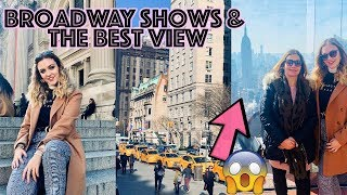 I TOOK MY MUM TO SEE WHICH BROADWAY SHOW!? | NYC Vlog 3
