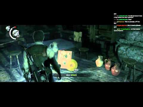 The Catacombs - The Evil Within pt.14