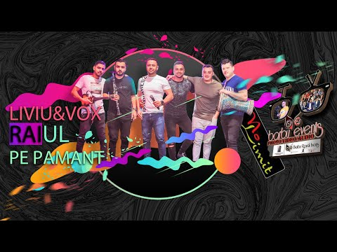 Liviu&Vox ❌ Raiul pe pamant LIVE COVER 2020 @NoLimit By Barbu Events