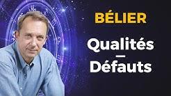 Qualités et défauts du  BÉLIER - Jean Yves Espié 🙏