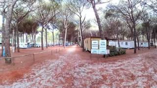 Zona Camper - Europing Camping Village a Tarquinia, nel Lazio - Video 360