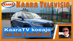 Koeajo: Skoda Kodiaq RS 2020