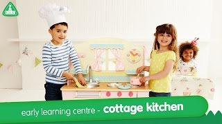 Early Learning Centre Wooden Cottage Kitchen