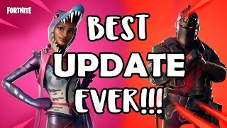 Best Fortnite Update Ever???! Fortnite 9.0 Best Save the World Patch