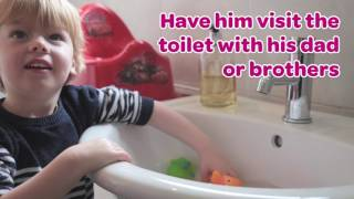 Potty Training Advice For Boys