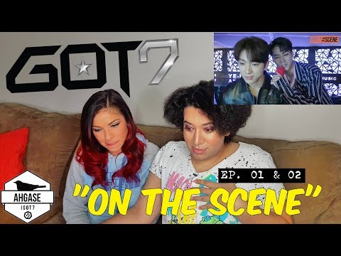 """GOT7 """"On the Scene"""" EP 01 & 02 JAEBUM and JINYOUNG sing"""