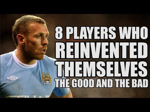 8 Players Who Reinvented Themselves