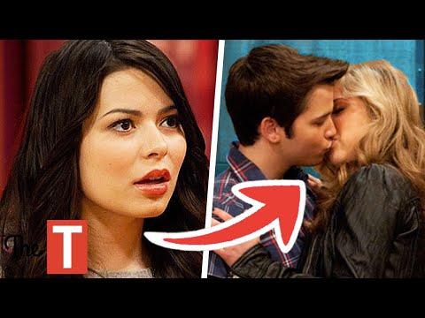 5 Behind The Scenes Secrets In ICarly Nickelodeon Tried To Hide