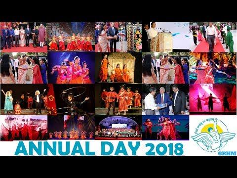 Annual Day 2018    Bal Bharati Public School Ganga Ram Hospital Marg    8 April 2018