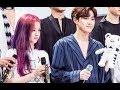 EXO Suho & BLACKPINK Jisoo (JiHo) moments