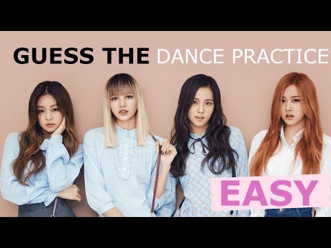 GUESS THE DANCE PRACTICE | SKETCH VERSION