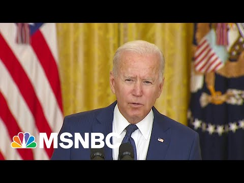 Biden To ISIS: 'We Will Not Forgive, We Will Not Forget'