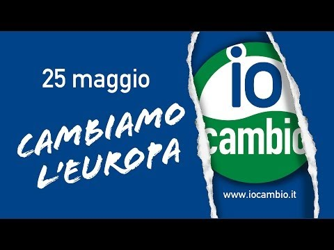 IO CAMBIO - Europee 2014