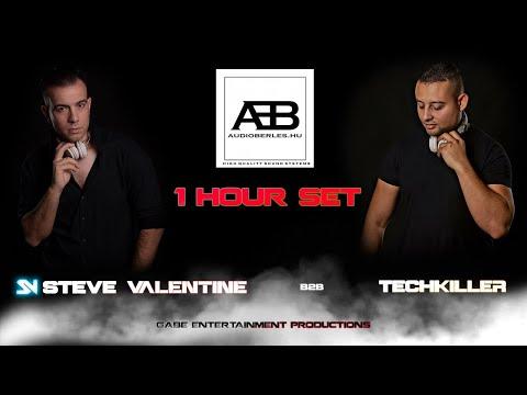 Steve Valentine b2b Techkiller