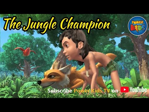 Hindi kahaniaya for kids Jungle book hindi cartoon the jungle champion