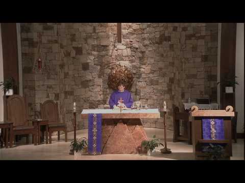 Daily Mass From Holy Name 3.30.20